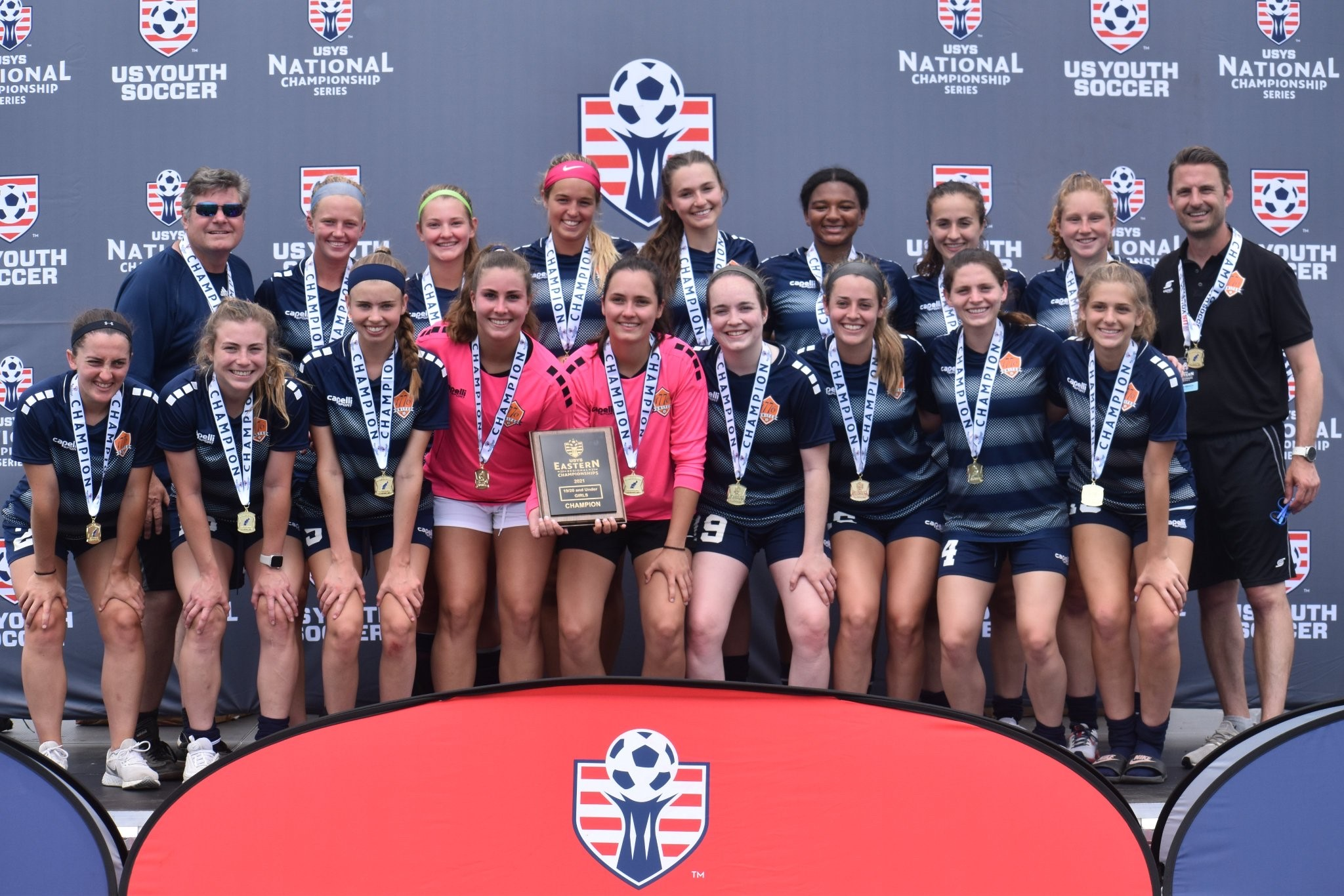 SUMMER SUCCESS FOR 1776 UNITED
