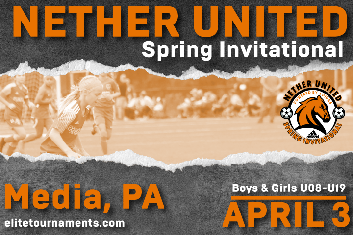 Sign Up for the Nether United Spring Invitational!
