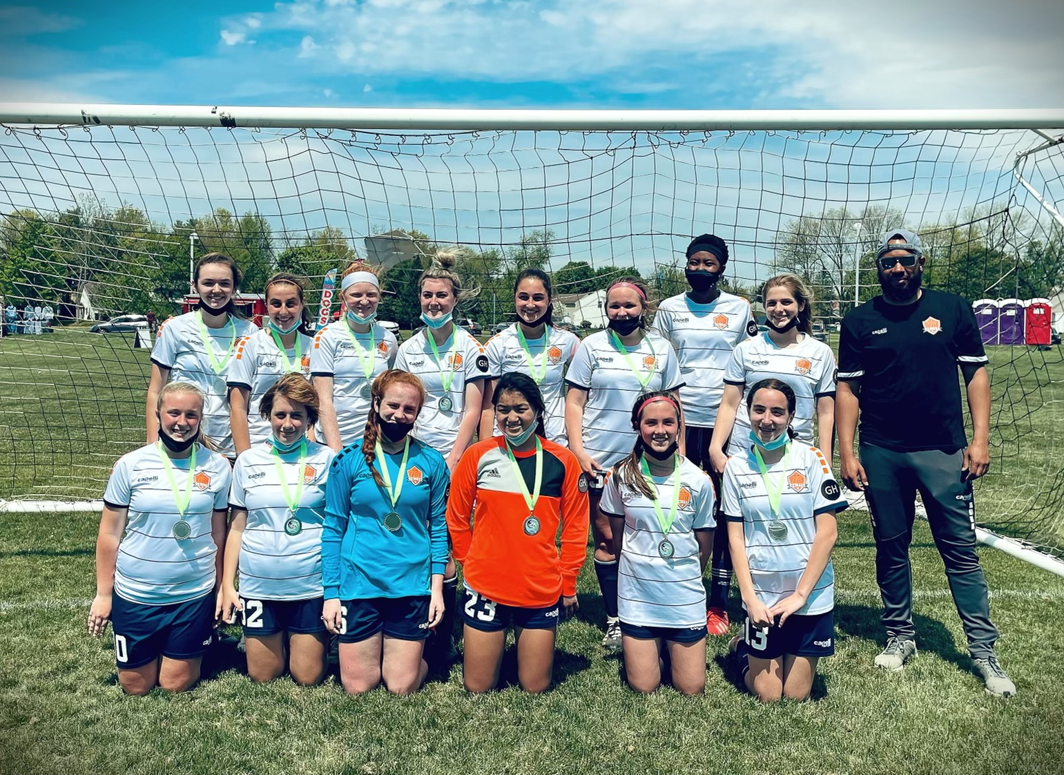 1776 United FC Tryouts for U16 2006 GIRLS